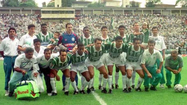 Campanha do Palmeiras na Libertadores 1994: o Verdão ficou no Grupo 2, com Velez (ARG), Boca Juniors (ARG) e Cruzeiro. Passou no terceiro lugar, com seis pontos. Depois, saiu nas oitavas para o São Paulo.
