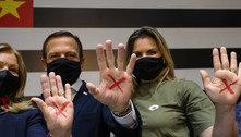 SP adota programa Sinal Vermelho contra a violência doméstica