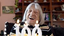 Mais velha campeã olímpica ainda viva, ex-ginasta completa 100 anos