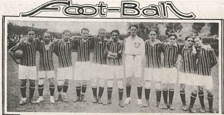 Campeão carioca, jogador do Fluminense faleceu - O Carioca ocorreu normalmente até outubro. No mês seguinte, o estadual foi paralisado e as partidas só foram retomadas em 8 de dezembro. No fim, o Fluminense foi o campeão, e o Botafogo foi o vice, ao fazer um jogo de desempate.