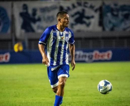 Campeão da Copinha em 2018, o lateral-direito Caio Felipe retornou ao São Paulo após passagem pelo CSA. O jogador tinha contrato com o clube alagoano até o fim desta temporada, mas como não vinha sendo utilizado por lá, voltou ao CT da Barra Funda.