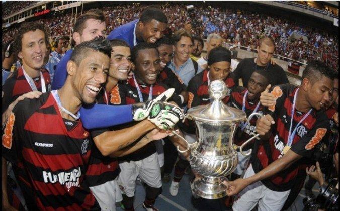 Campeão da Taça Guanabara de 2011: Flamengo 1 x 0 Boavista.