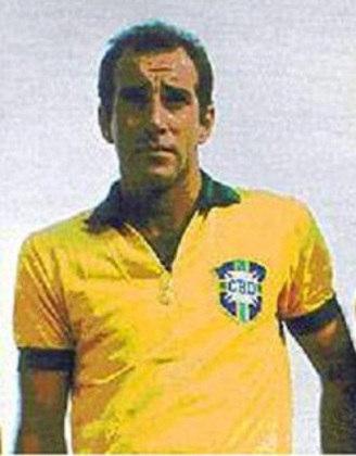 Campeão do mundo em 1970, o Canhotinha de Ouro estava iniciando a carreira. O Brasil foi eliminado na primeira fase. Gerson era jogador do Flamengo, mas não tinha contrato assinado, apesar de já participar de algumas partidas do time principal. Na época, o futebol olímpico só permitia jogadores sem contrato profissional.