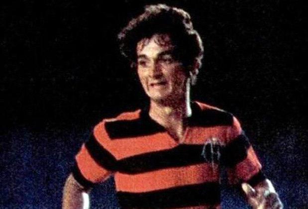 Campeão em 1981 pelo Flamengo e pelo Grêmio em 1983, Tita tem 18 gols em 43 jogos
