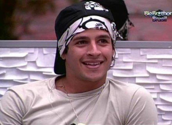 Campeão em 2008 no reality show, Rafinha é corinthiano