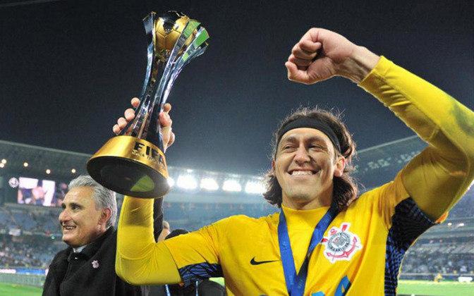 Campeão mundial pelo Corinthians e seu segundo título pelo clube, já era possível ver que seria grande na história alvinegra.