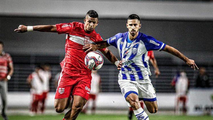 CAMPEONATO ALAGOANO: CSA e CRB empataram em 0 a 0 no primeiro jogo da final do Campeonato Alagoano, no sábado (15). O jogo de volta será realizado no próximo sábado (22), às 17h, no Estádio Rei Pelé.