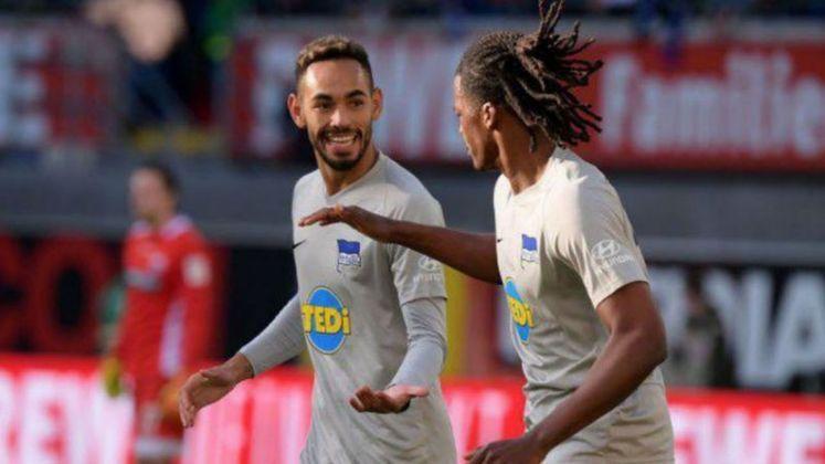 Campeonato Alemão - Hertha Berlin x Eintracht Frankfurt, sábado 10h20 - ESPN Brasil