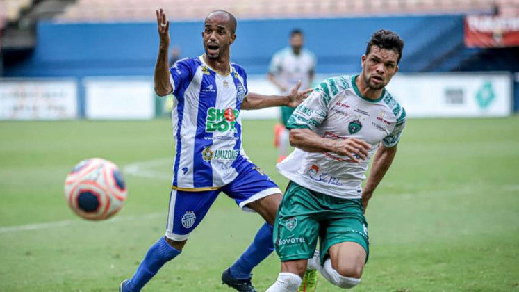 CAMPEONATO AMAZONENSE: Manaus superou o São Raimundo e conquistou o título.