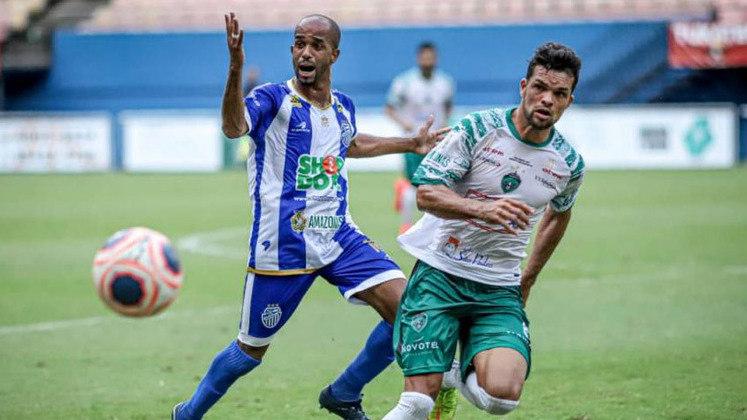 CAMPEONATO AMAZONENSE: o São Raimundo-AM venceu o Manaus por 2 a 1, no primeiro jogo da final do estadual, no sábado (15), na Arena da Amazônia. O segundo jogo será disputado no mesmo local, no próximo sábado (22), às 17h05.