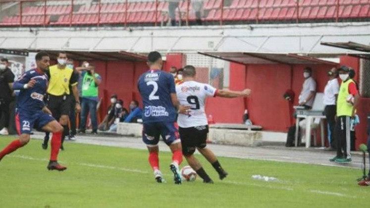 CAMPEONATO BAIANO: Atlético de Alagoinhas superou o Bahia de Feira e conquistou o título.