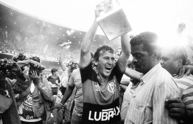 Campeonato Brasileiro de 1987: o tri do Brasileirão veio após vitória sobre o Internacional na decisão da Copa União, novamente no Maracanã