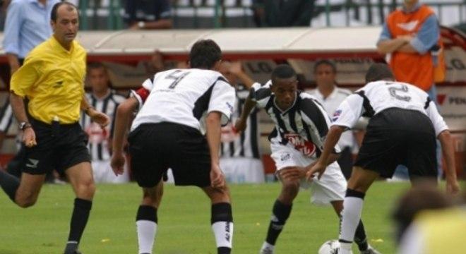 Campeonato Brasileiro de 2002 - Corinthians x Santos
