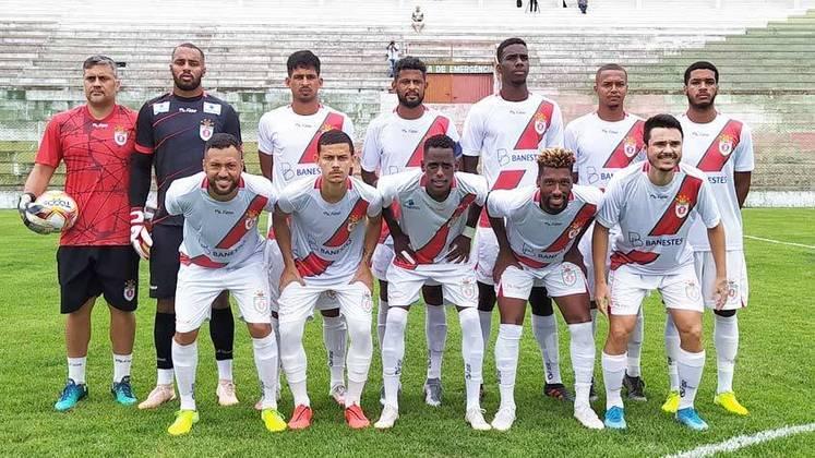CAMPEONATO CAPIXABA: Real Noroeste superou o Rio Branco e conquistou o título.