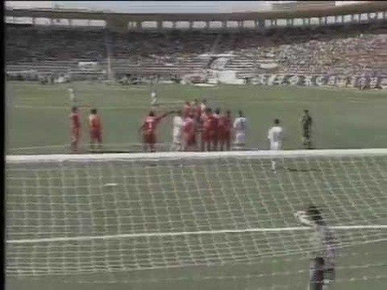 Campeonato Carioca 2003: Vasco 1x0 América -São Januário - Gol: Marques.