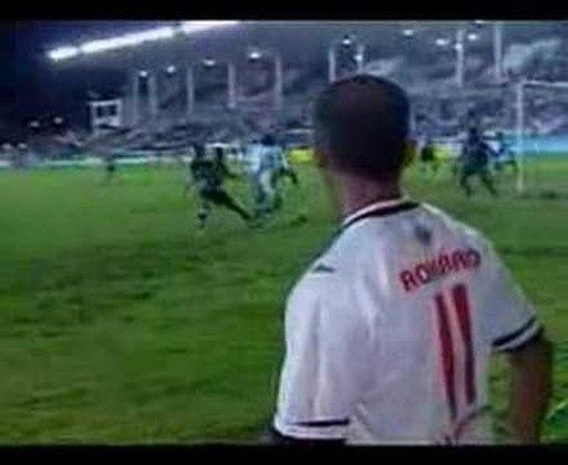 Campeonato Carioca 2005: Vasco 2x1 Portuguesa - São Januário - Gols: Marcelão (VAS) / Fabiano e Marco Brito (POR).