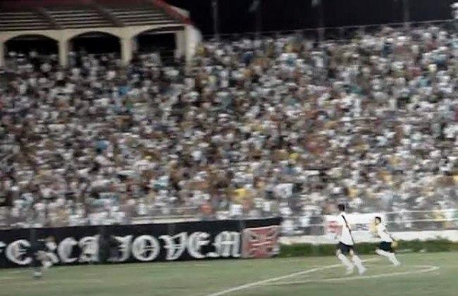 Campeonato Carioca 2007: Vasco 2x0 Nova Iguaçu - São Januário - Gols: Leandro Amaral e Abedi.