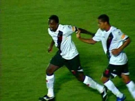 Campeonato Carioca 2008: Vasco 1x2 Madureira - São Januário - Gols: Pedrinho (VAS) - Valdeir e Edílson (MAD).