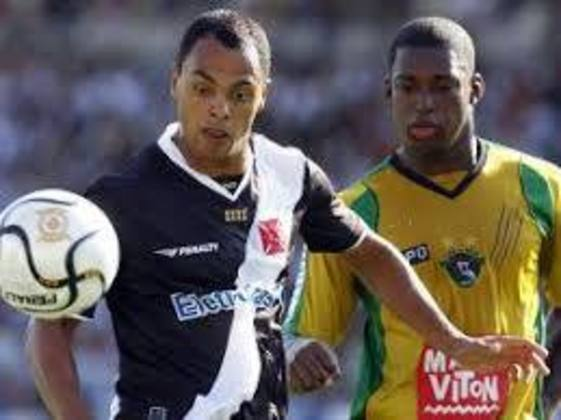 Campeonato Carioca 2010: Vasco 1x0 Tigres - São Januário - Gol: Fágner.