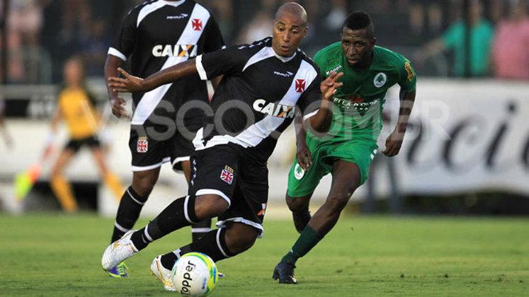 Campeonato Carioca 2014: Vasco 1x1 Boavista - São Januário - Gols: Reginaldo (VAS) e Cascata (BOA).
