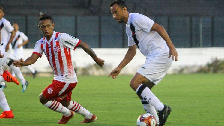 Campeonato Carioca 2018: Vasco 0x2 Bangu - São Januário - Gols: Rodney e Anderson Lessa.