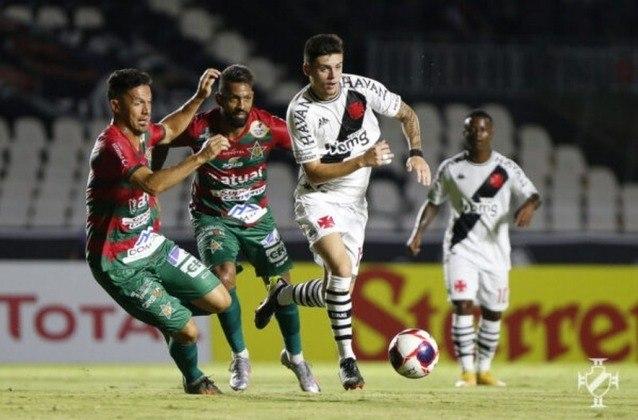 Campeonato Carioca 2021: Vasco 0x1 Portuguesa - São Januário - Gol: Dilsinho