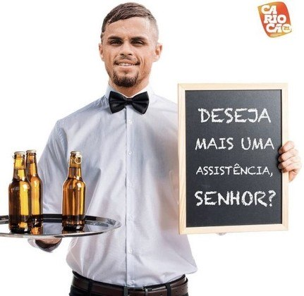 Campeonato Carioca: os melhores memes de Volta Redonda 0 x 3 Flamengo