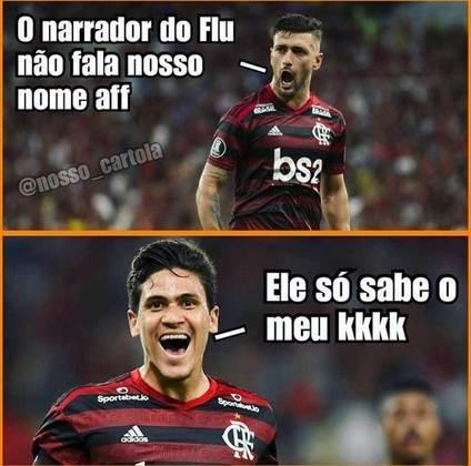 Campeonato Carioca: os memes da primeira partida da final entre Flamengo e Fluminense