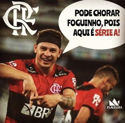 Campeonato Carioca: rubro-negros fazem memes após vitória sobre o Botafogo