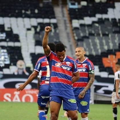 CAMPEONATO CEARENSE: Fortaleza superou o Ceará e conquistou o título.