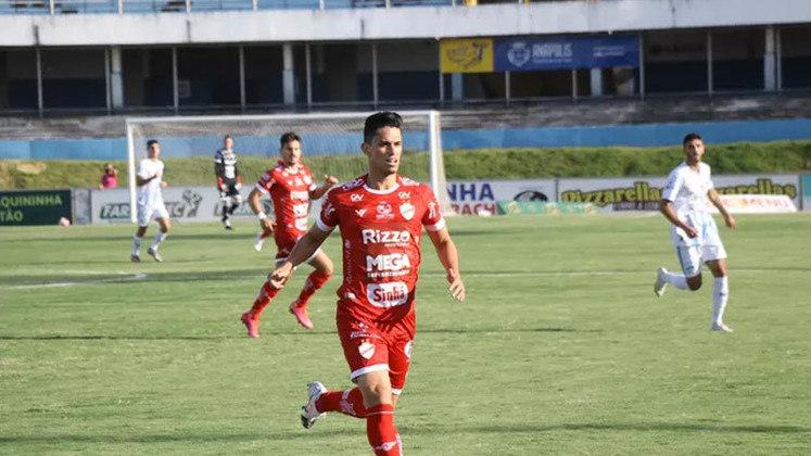CAMPEONATO GOIANO: Grêmio Anápolis superou o Vila Nova e conquistou o título.