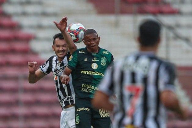 CAMPEONATO MINEIRO: Atlético-MG superou o América-MG e conquistou o título.