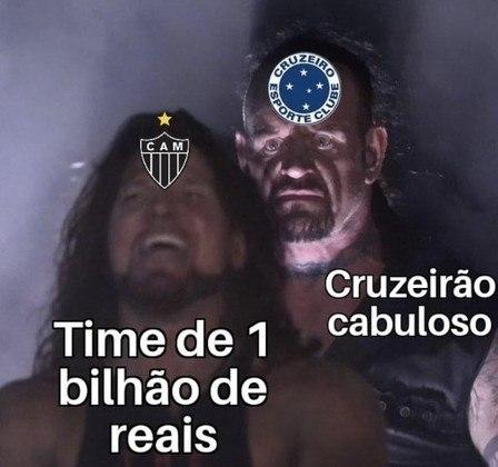 Campeonato Mineiro: os melhores memes de Cruzeiro 1 x 0 Atlético-MG