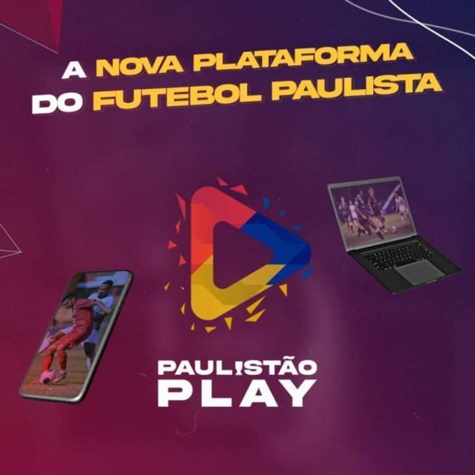 A Federação Paulista de Futebol já tem o seu streaming