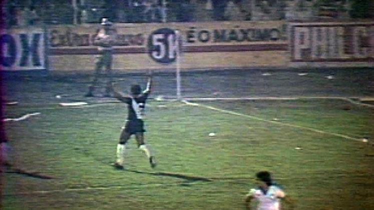 Campeonato Paulista 1981 - São Paulo x Ponte Preta - campeão: São Paulo. Após empate por 1 a 1 na ida, o Tricolor venceu a Macaca por 2 a 0 e sagrou-se campeão paulista.
