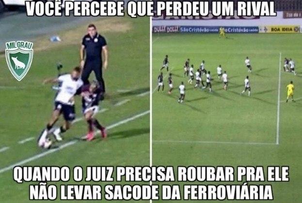 Campeonato Paulista: os melhores memes de Ferroviária 2 x 1 Corinthians