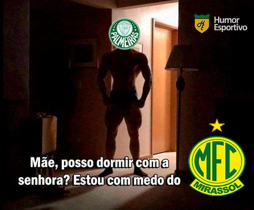 Campeonato Paulista: os melhores memes de Palmeiras 1 x 2 Mirassol