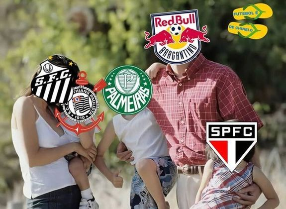 Campeonato Paulista: os melhores memes de São Paulo 2 x 3 RB Bragantino