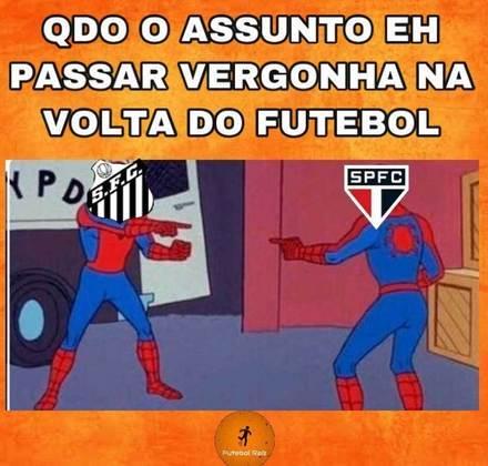 Campeonato Paulista: Santos não escapa das zoeiras após eliminação para Ponte Preta