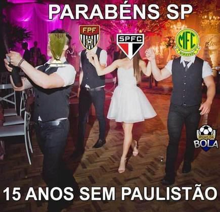 Campeonato Paulista: São Paulo é alvo de piadas após derrota e eliminação para o Mirassol