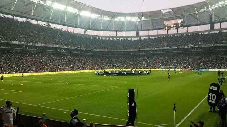 Campeonato Turco - Besiktas x Antalyaspor, sábado 15h -  Rede TV e DAZN
