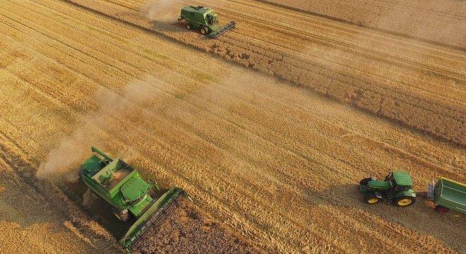 Cientistas asseguram que a subida nos níveis de metano na atmosfera se deve também às emissões geradas por atividades humanas, como a agricultura