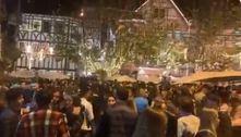 Após aglomerações, Campos do Jordão (SP) instala barreiras