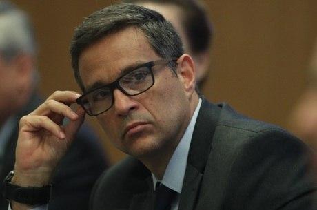 """""""Estamos acompanhando processo"""", disse Campos Neto"""