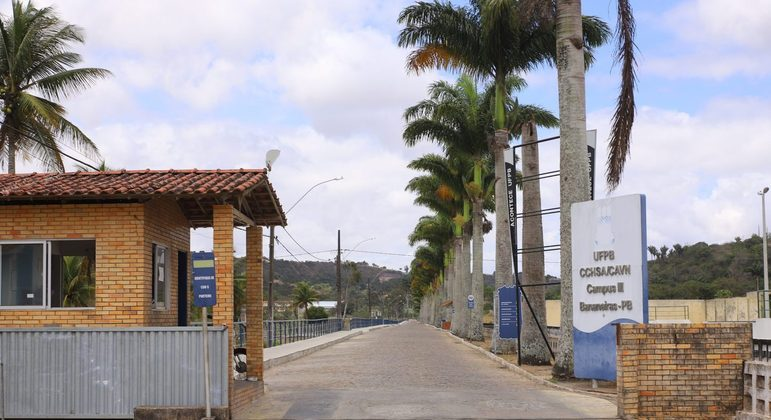 Campus UFPB Bananeiras