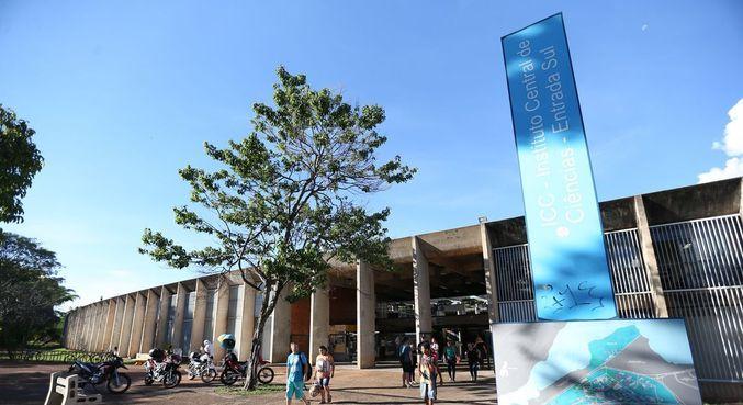 Campus da UNB: lista tríplice de federais devem ser seguidas