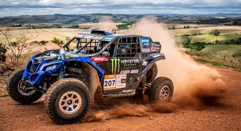 A Can-Am anunciou essa semana apoio às equipes do Rally dos Sertões 2021