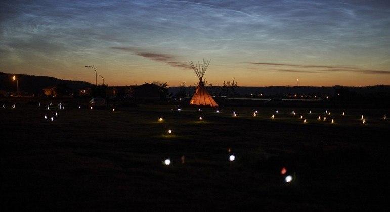 Somente em Saskatchewan, mais de 750 túmulos foram encontrados na semana passada