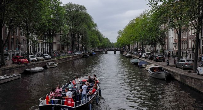 Iniciativa busca também promover todas as 12 províncias do país, para além da cidade de Amsterdam