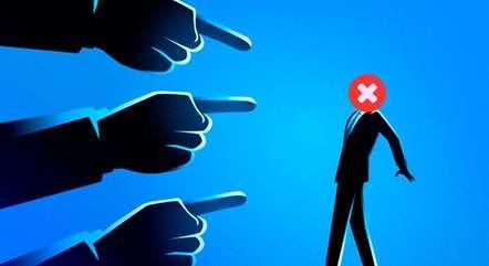 Dependendo do que uma pessoa diz ela pode ser cancelada, ou seja, excluída de um grupo ou expulsa de uma posição de influência